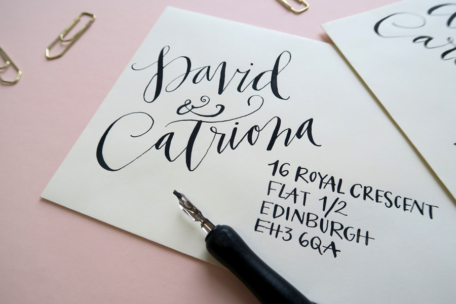 How To Write Modern Calligraphy | Apps Directories