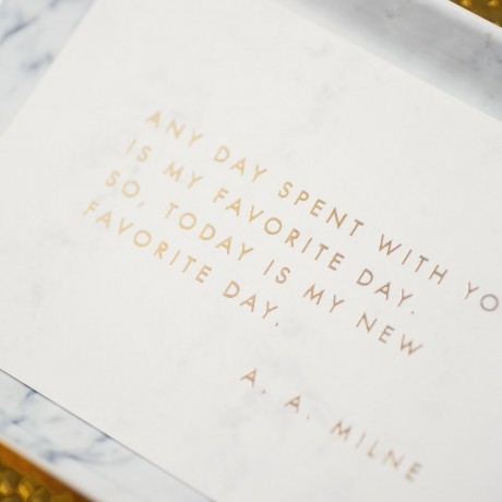 stylish wedding stationery